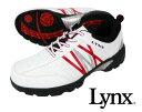 Lynx(リンクス) 軽量スパイクレスゴルフシューズ LXSH-7569(3E)