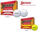 DUNLOP(ダンロップ) ゴルフボール スリクソン ディスタンス 1ダース(12球) SRIXON DISTANCE カラーボール