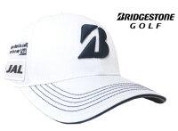 BRIDGESTONE GOLF(ブリヂストン ゴルフ ) 宮里藍モデル限定キャップ ホワイト/ネイビー(WN) AIUCP1の画像