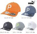 PUMA GOLF(プーマゴルフ) P110 スナップバック...