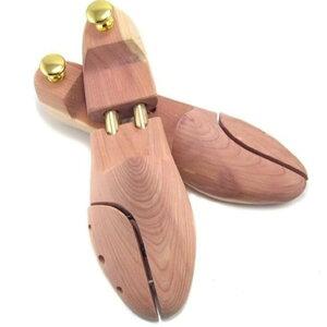 シューキーパー 天然木製 24.5cm-29.0cm シューツリー 木製 シューズキーパー ブーツキーパー 靴 シューズ 靴 ブーツ シューパーツ ウッド レッドシダー 除湿 防臭 防湿 女性用 男性用