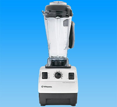 最大37000回転/分(2馬力)の驚異的なパワー!【送料無料】Vita-Mix TNC5200 WHITE バイダミックス ホールフードマシーン ホワイト Vi