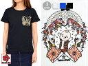 サクラスタイル15周年企画別注半袖Tシャツ 万歳 CHIGIRI チギリ レディース 和柄 和風 送料無料 限定【smtb-k】【kb】10P03Dec16【RCP】