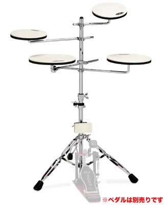 【スマホエントリーで全品ポイント10倍 10/29 09:59迄】【ポイント2倍】dw(DrumWorkshop) DW-PAD-TS5 Go Anywhere Practice Kit プラクティスキット