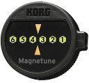 【ポイント2倍】【メール便発送・全国送料無料・代金引換不可】コルグ KORG MG-1 Magnetune マグネット ギターチューナー【smtb-TK】
