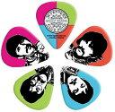 【ポイント2倍】【メール便発送・全国送料無料・代金引換不可】D'addario Planet Waves 1CWH6-10B6 10 BTL-PICK-HEAVY The Beatles Sgt. Pepper's 50周年記念 ビートルズ ピック 10枚セット【smtb-TK】