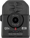 ZOOM Q2n-4K 【送料無料】ズーム ミュージシャンのための4Kカメラ Handy Video Recorder ハンディビデオレコーダー【smtb-TK】【ポイント6倍】