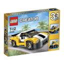 レゴクリエイター 31046 スポーツカー イエロー LEGO レゴブロック 女...