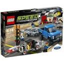 樂天商城 - レゴ スピードチャンピオン 75875 フォード F-150 ラプター&フォードモデル A ホットロッド LEGO レゴブロック 女の子 プレゼント 男の子 プレゼント 誕生日 プレゼント