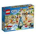 レゴ シティ 60153 シティのビーチ LEGO レゴブロ...