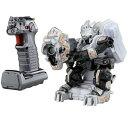 超速銃撃ロボットホビー ガガンガン ギガショットレオ オムニボット 射撃対戦バトル 赤外線ラジコンロボット 男の子 プレゼント 誕生日 プレゼント タカラトミーの画像