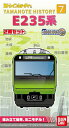 Bトレインショーティー Yamanote History 7 E235系 山手線 (先頭+中間 2両入り) 鉄道模型 Nゲージ JR バンダイ