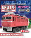 BトレインショーティーEF81形ローズピンク電気機関車(機関車1両入り)鉄道模型NゲージJRバンダイ