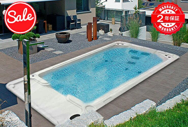 ■【セール中〜2週間限定!】プール・JACUZZI・POOL■ジェット・スパ:★抗菌塗装(三菱ケミカル)★電子制御システム(Balboaウォーターグループ) - 大型プール、家庭用・ホテル用大型浴槽・ジャグジー・●水泳可能・POOL-SP560