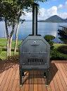 組立出張サビース有!断熱仕様 エコ・衛生的で電気よりコスト安い ピザオーブン J71-X2-RAK-26