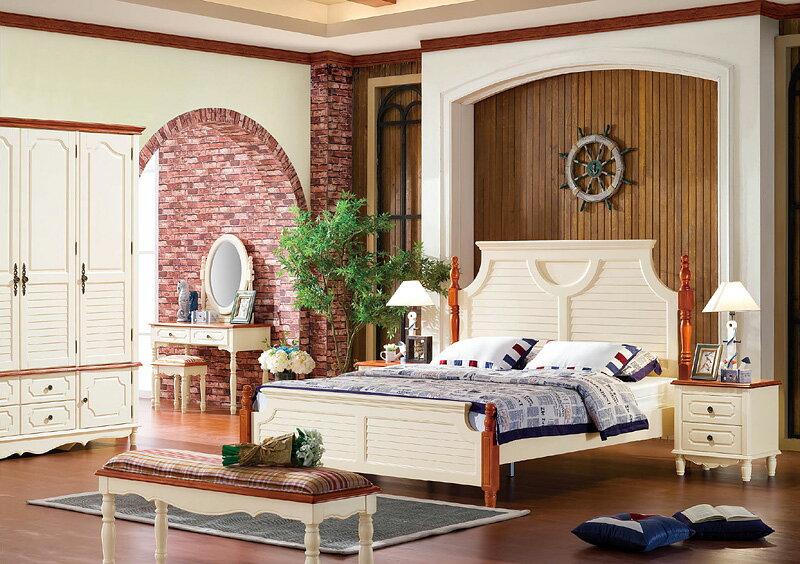 最安値!カントリーデザイン家具!寝室C ベッド【C05】