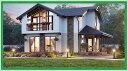 オーストリア建築技術を取り入れたエネルギー効率の高い住宅!高品質!55万円/坪 注文住宅・お取り寄せ【KAR-01-34坪】