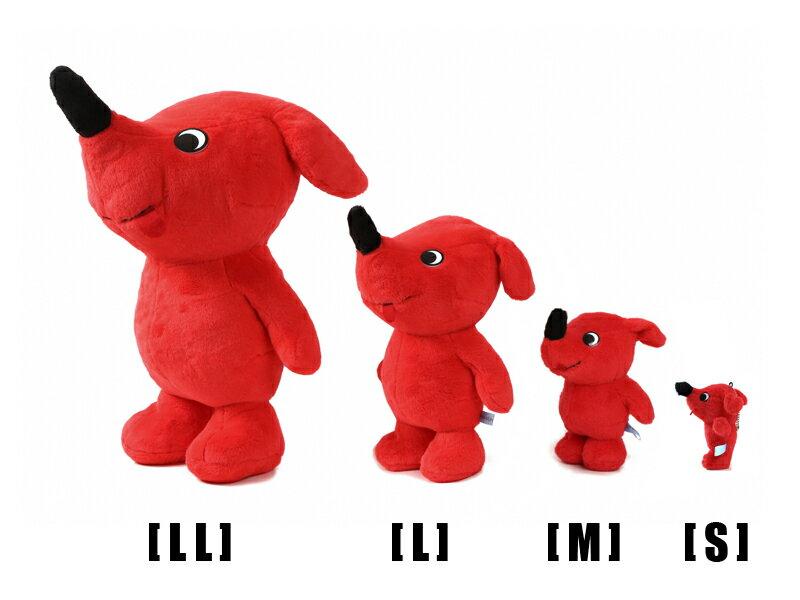 チーバくん ぬいぐるみ Mサイズ赤 犬 かわい...の紹介画像2