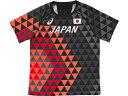 【世界陸上2017】「ASICS」アシックス 陸上ウエア日本代表オーセンティックTシャツ A17B0