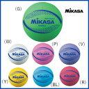 【あす楽対応】【メール便OK】MIKASA ミカサ小学生用ソフトバレーボール 1・2・3・4年生用ブルー レッド グリーン バイオレット ホワイト ピンク イエロー2018年モデル MSN64【201806V】