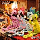 【Locopelli】 ロコペリベーシック Mサイズ ドール 人形 ネイティブ ココペリ ハワイアン ハンドメイド 0601楽天カード分割