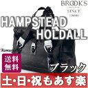 【13時までのご注文で、土日・祝日もあす楽対応】ブルックス Brooks ボストンバッグ HAMPSTEAD HOLDALL リュックサック バックパック ブラック