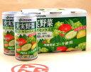 【伊藤園 充実野菜ゴーヤーミックス(6缶パック)】≪(単:1660)≫