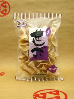 【玉木製菓 しょうがせんべい】