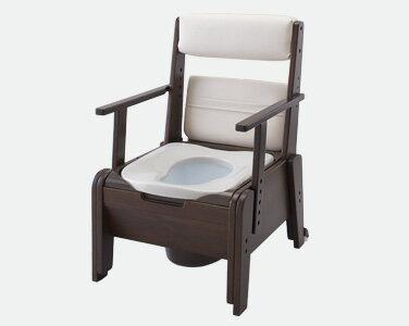 [パナソニック] 家具調トイレ 座楽グラヴィーノ コンパクト プラスチック便座タイプ PN-L22201