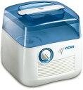 VICS ヴィックス 気化式加湿器 UV除菌機能 タンク容量4L 加湿 保湿 V3900