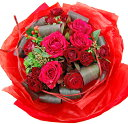 花瓶のいらない花束そのまま飾れるハッピーブーケ!!花瓶のいらない花束【Lサイズ】【05P05Sep15】