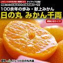 送料無料 愛媛県より産地直送 JAにしうわ 日の丸みかん 千両(極旨小玉サイズ) 約5キロ(60玉から80玉) 蜜柑 みかん ミカン