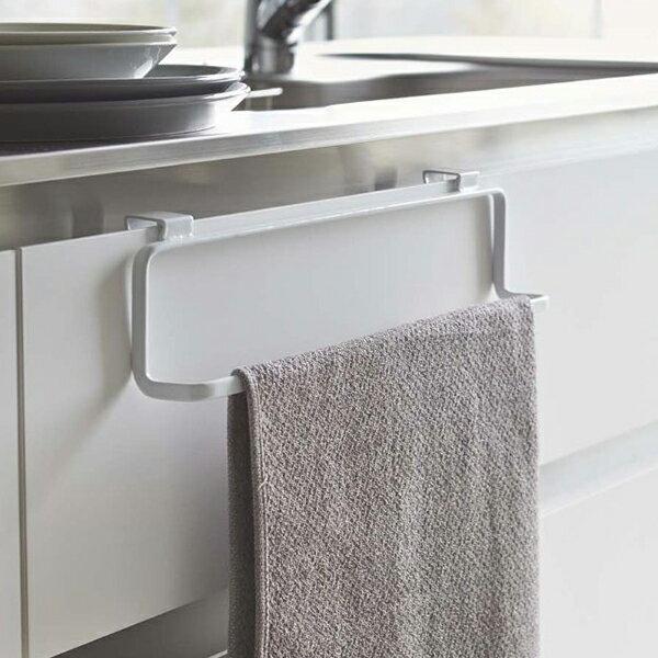 【YAMAZAKI/山崎実業】 Kitchen Towel Hanger Wide Tower キッチンタオルハンガー タワー ワイド