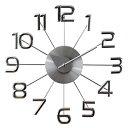 【正規ライセンス】【デザイナー:ジョージ・ネルソン】商品名:Ferris clock(フェリスクロック)【壁掛け時計 】【時計 】【ミッドセンチュリー】【有名】...