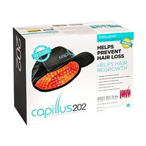 カピラス 202(Capillus 202)[ 低出力レーザー器 / 頭皮ケア / キャプラス / カピラス / セラドーム 2年保証 ]【おすすめ】