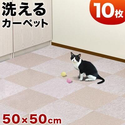 ���ߤᥫ���ڥåȥե?�����10��������50×50cm(BYT100157)�����륫���ڥå��ɲ����åȵ��奪����쥤��ƥꥢ�ڥåȷ�¸��ڤ���륫���ڥåȥ�����ޥå���Ƚ���������ǵ��奿����ޥåȤ�������������ޥå�����̵�����η��RCP