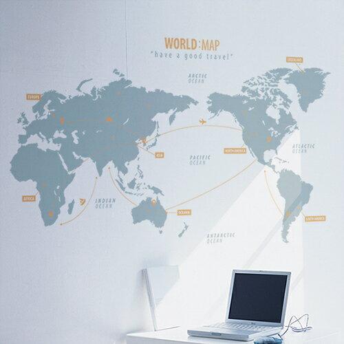 Worldmap 500