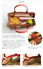 トートバッグ本革(牛革)日本製ステッチデザイン/レディース(No.07000101)