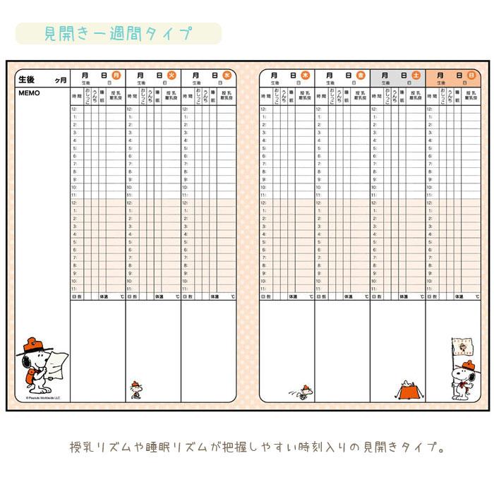【☆メール便送料無料キャンペーン☆】スヌーピー...の紹介画像3