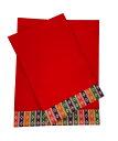 ひな人形用 繧繝 毛氈【もうせん】 25号【幅約80cmX奥...