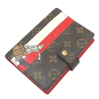 And the groom Louis Vuitton collection agenda PM R20018