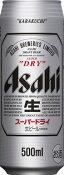 ◆送料無料!◆アサヒ スーパードライ500ml24本入り