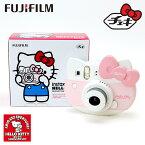 ハローキティ40th 富士フイルム インスタントカメラ 【チェキ】「instax mini」