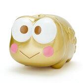 けろけろけろっぴ 金のぶた形貯金箱M