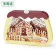 ポムポムプリン レーザーカットカード(お菓子の家)