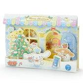 シナモロール クリスマスライト&メロディカード(カフェ)