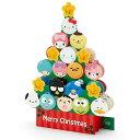 サンリオキャラクターズ クリスマスライト&メロディカード(フェイスツリー)