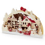 ハローキティ 木製クリスマスライト...