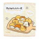 サンリオキャラクターズ ハンドタオル(ちぎりパン)