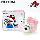 ハローキティ 富士フイルム インスタントカメラ「チェキ instax mini」 ピンク
